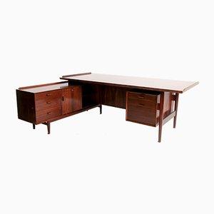 Rosewood Desk by Arne Vodder for Sibast Mobler