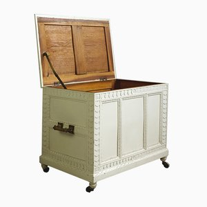 Small Chest in Empire Style, France, 19th Century