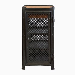 Rowac Tool Cabinet / Industrial Cabinet, 1920s