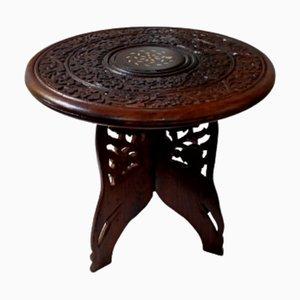 Vintage Teak Tallada Coffee Table