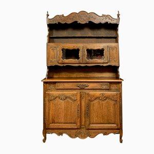 Louis XV Style Buffet in Solid Oak