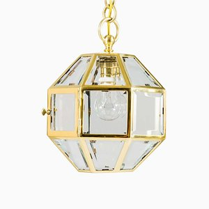 Art Deco Pendant in the Style of Adolf Loos, Vienna, 1920s