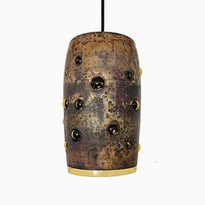 Glass Pendant Lamp by Nanny Still for Raak, 1960s