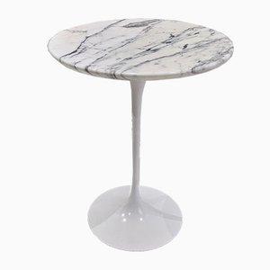 Calacatta Marmor Tisch von Eero Saarinen für Knoll Inc. / Knoll International