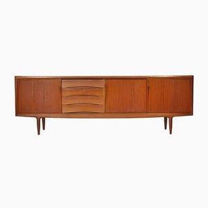 Modell Nr. 13 Teak Sideboard von Gunni Omann, 1960er