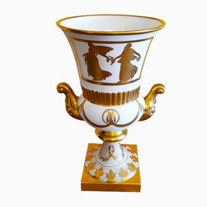 Porcelain Vase by Arrigo Finzi, 1950s