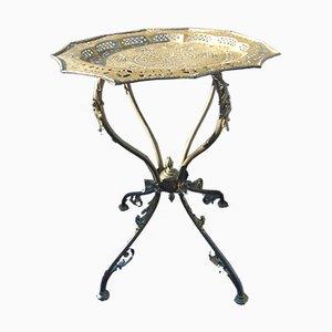 Pre-War Brass Table