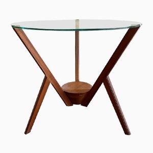 Table Basse avec Damier
