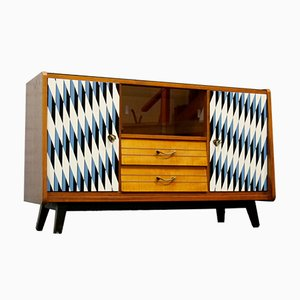 Colorful Chest of Drawers, 1960s