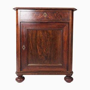Small Mahogany Cabinet, 1860s