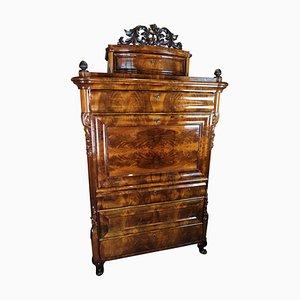 Large Mahogany Cabinet, 1860s