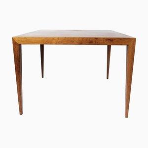 Palisander Couchtisch von Severin Hansen für Haslev Furniture, 1960er