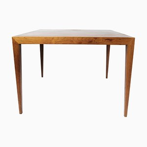 Rosewood Coffee Table by Severin Hansen for Haslev Furniture, 1960s