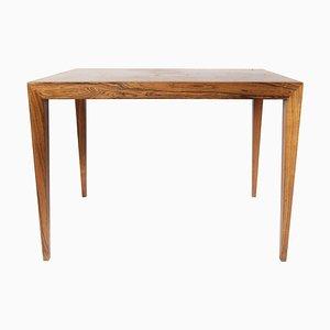 Palisander Beistelltisch von Severin Hansen für Haslev Furniture, 1960er