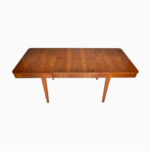 Art Deco Extendable Dining Table by Jindřich Halabala, 1950s