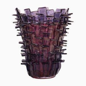 Vase Cutout by Fulvio Bianconi for Venini