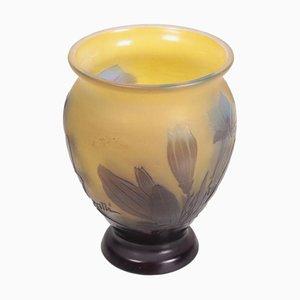 Gallè Style Vase