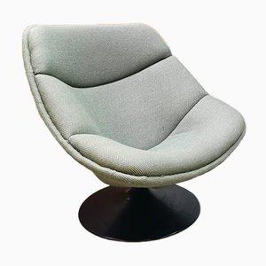 Vintage Dutch F557 Swivel Chair by Pierre Paulin for Artifort