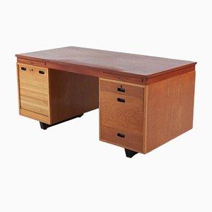 Danish Modern Desk from Bernadotte & Bjørn, 1960s