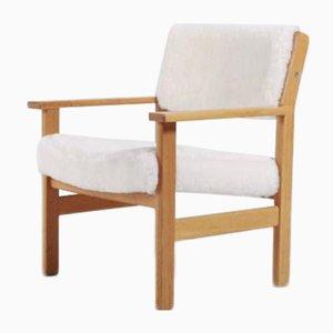 Lounge Chair by Hans Wegner for Getama
