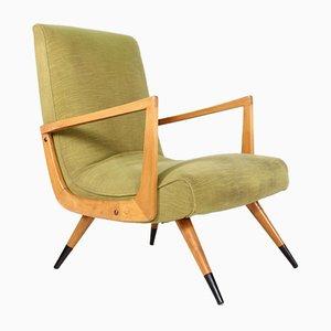 Italian Armchair, 1950s