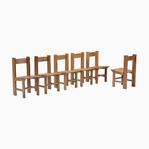 Dutch Modernist Dining Chairs by Wim Den Boon