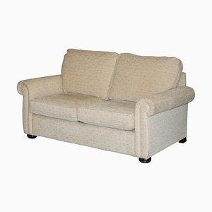 Canapé-Lit avec Tissu d'Ameublement Contemporain