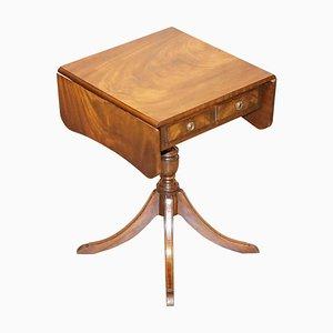 Ausziehbarer Kartentisch aus Hartholz von Bevan Funnell