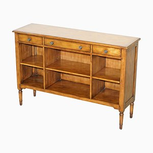 Solid Oak Triple Drawer Sideboard
