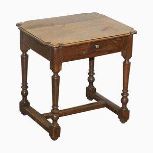 18th Century Dutch Oak Side Table