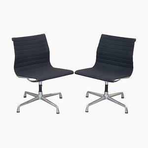 Chaises de Bureau Pivotantes EA 105 de Vitra Eames