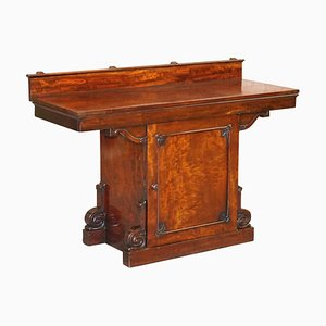 William IV Cuban Hardwood Table, 1830s