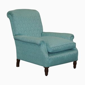 Victorian Berners Street Club Chair from Howard & Sons