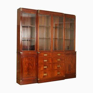 Vintage Kennedy Military Campaign Cabinet from Lita