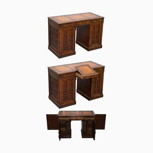 Gothic Revival Desk from Gillows