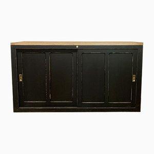 Cabinet with Sliding Door, 1930s
