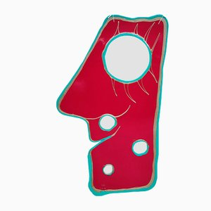 Look at Me Resin Mirror by Gaetano Pesce for Fish Design, 1990s