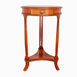 Art Deco Style Side Table, 1970s
