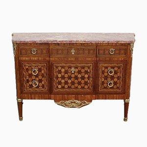 Louis XVI Style Wood Veneer Dresser