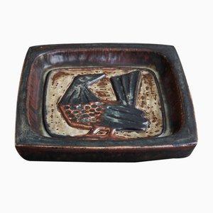 Stoneware Piece by Jørgen Mogensen for Royal Copenhagen, 1970s