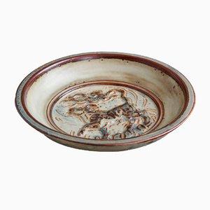 Model 21444 Ceramic Cup by Knud Kyhn for Royal Copenhagen