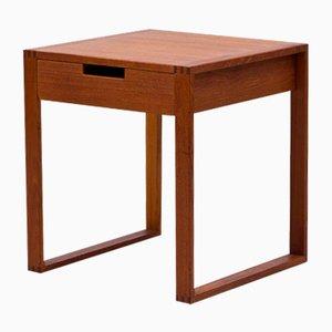 Teak Side Table by Karl-Erik Ekselius for JOC Vetlanda