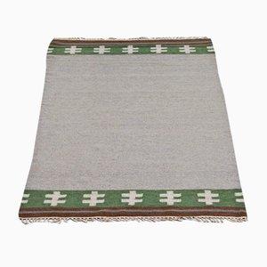 Schwedischer Rölakan Flachgewebe Teppich