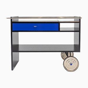 UPW Serving Cart by Ulrich P. Wieser for WB-Form
