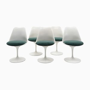 Side Chairs by Eero Saarinen for Knoll, 1960s, Set of 5