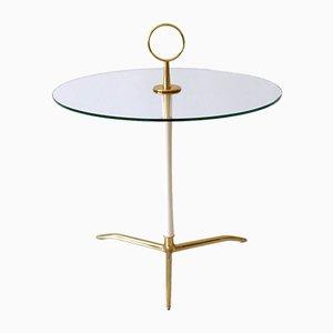 Mid-Century Modern Side Table from Vereinigte Werkstätten, Germany, 1950s