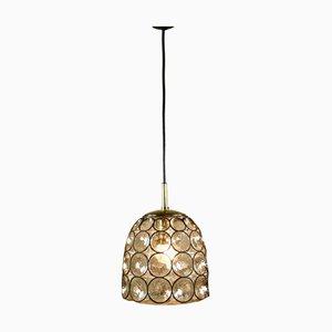 Bullseye Pendant Lamp by Helena Tynell for Limburg, 1960s