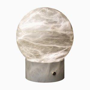 Gama Alabaster Tischlampe von Atelier Alain Ellouz
