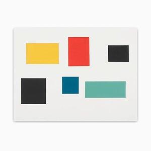 Encuesta 3, Pintura abstracta, 2013