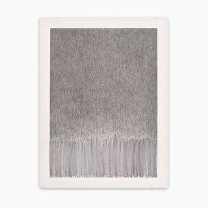 Dawn, Dessin Abstrait Sans Cadre, 2016